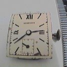 VINTAGE HAMPDEN SQUARE 17J SUBSEC WATCH MOVEMENT 4U2FIX