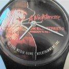 1986 NIGHTMARE ON ELMSTREET 2 FREDDY QUARTZ WATCH 4ufix