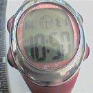 UNUSUAL SHAPE ARMITRON LADIES LCD 333FT WR WATCH RUNS