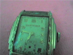 ART DECO SQUARE CASE WESTFIELD WATCH 4U2FIX