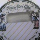 RARE 1983 CABBAGE PATCH KIDS DOLL LCD WATCH RUNS