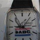SQUARE ABC CENTURY AWARD BOWLING JAPAN QUARTZ WATCH