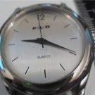 unusual swiss parts folio quartz watch
