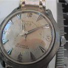 VINTAGE 3 STAR 25 JEWEL BENRUS AUTOMATIC WATCH RUNS