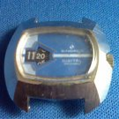 VINTAGE WINDUP SINDACO JUMP HOUR LADIES WATCH 4U2FIX