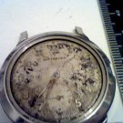 VINTAGE SUB SEC DIAL WITTNAUER STEEL CASE WATCH 4U2FIX