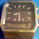 VINTAGE PULSAR DUAL ANALOG LCD Y652 WATCH 4U2FIX