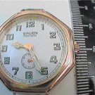 UNIQUE GRUEN LADIES WIRE LUG QUARTZ WATCH RUNS NDS BAND