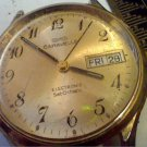 VINTAGE 1977 CARAVELLE DAY DATE ELECTRONIC WATCH 4U2FIX