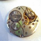 VINTAGE LONGINES 22L 17J MOVEMENT AND CASE BACK 4U2FIX
