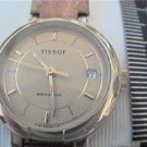 RARE SWISS TISSOT LADIES DATE QUARTZ WATCH RUNS