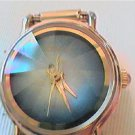 UNUSUAL BLUE DIAL RELIC QUARTZ LADIES WATCH RUNS