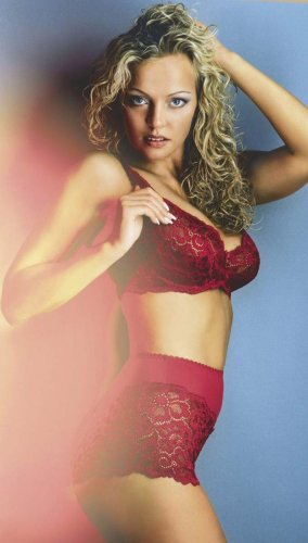 MARIA Full cup, lace underwire bra - T-11244