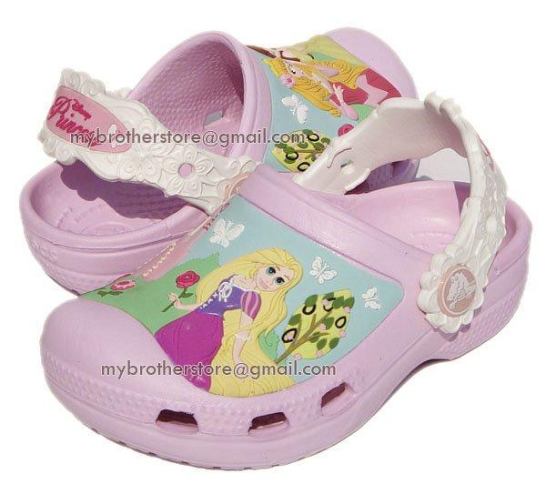 Kids Princess Girls Cotton Candy Sandals Shoes US Size 6c7 8c9 10c11 12c13
