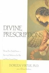 DIVINE PRESCRIPTIONS by Doreen Virtue, New Softcover 2001
