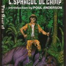 THE BEST OF L. SPRAGUE DE CAMP, Intro by Poul Anderson, Hardcover 1978