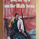 DOCTOR SYN ON THE HIGH SEAS by Russell Thorndike, Paperback 1972