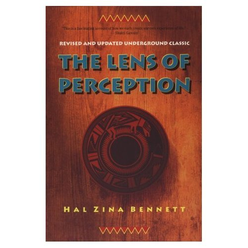 THE LENS OF PERCEPTION by Halzina Bennett, Softcover 1994