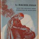 CALICO BUSH by Rachel Field, Original Wood Engravings, Hardcover 1966