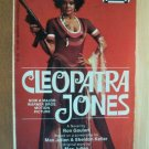 CLEOPATRA JONES by Ron Goulart, Paperback 1st 1973, Scarce