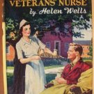 CHERRY AMES, VETERANS' NURSE by Helen Wells c.1946 1st Ed.?