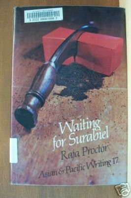 WAITING FOR SURABIEL by Raja Proctor, Hardcover 1st Ed. 1981