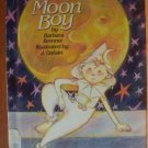 MOON BOY by Barbara Brenner, Hardcover 1st Ed. 1990