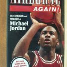 AIRBORNE AGAIN! The Triump & Struggle of Michael Jordan by  J. Kornbluth, PB 1996