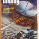 ANALOG Science Fiction - Science Fact March 1970, Softcover