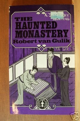 ROBERT VAN GULIK: The Haunted Monastery PB 1st 1983