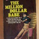 CARTER BROWN: The Million Dollar Babe, Paperback 1968