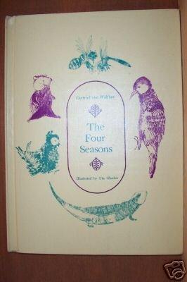GERTRUD von WALTHER: The Four Seasons, HC 1st 1968 RARE