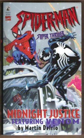 SPIDERMAN: Midnight Justice- Martin Delrio PB 1st 1996