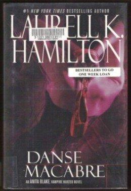 DANSE MACABRE by Laurell K. Hamilton, Hardcover 2006, Anita Blake Series
