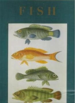 FISH: Classic Natural History Prints by S. Peter Dance & Geoffrey N. Swinney, HC