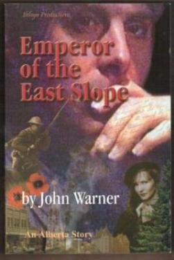 EMPEROR OF THE EAST SLOPE by John Warner, SC 1st Ed. 2005, Signed by Author