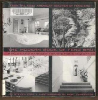 THE MODERN BOOK OF FENG SHUI - Steven Post, Softcover