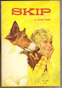 SKIP by Aileen Fisher, Scholstic 1963, 1st Edition