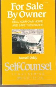 FOR SALE BY OWNER - Sell Your Own Home & Save Thousands - Russell Oddy