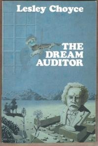 THE DREAM AUDITOR by Lesley Choyce, Softcover 1986, Scarce Title