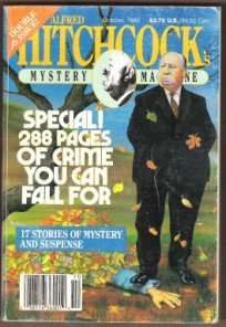 ALFRED HITCHCOCK Mystery Magazine, October 1990, Double Issue
