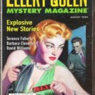 ELLERY QUEEN'S Mystery Magazine, August 2004