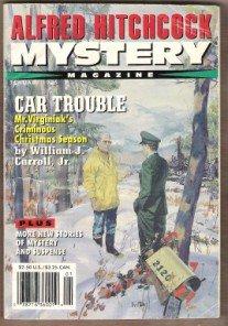 ALFRED HITCHCOCK Mystery Magazine, January 1995