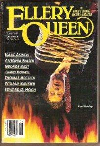 ELLERY QUEEN'S Mystery Magazine, June 1987