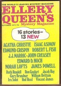 ELLERY QUEEN'S Mystery Magazine, September 1973