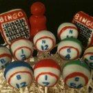 Big Bingo Cake Pops