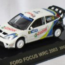 Ford Focus WRC 2003 Finland #4 1/64 die cast model car
