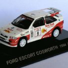 Ford Escort Cosworth 1994 Acropolis #9 1/64 die cast model car