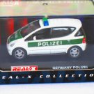 Mercedes Benz Germany Polizie A-class #510 1/72 die cast model car