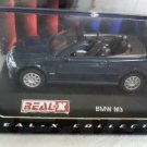 BMW M3 blue 1/72 die cast model car